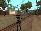 Mega Skins pack для GTA San Andreas вид сбоку