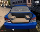 Subaru Impreza WRX for Mafia: The City of Lost Heaven back view