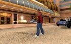 Миниган из игры GTA Alien City - Anderius для GTA San Andreas вид сзади слева