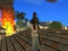 Пак оружия из разных игр for GTA San Andreas back view