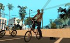 Пак велосипедов от Elaman24 for GTA San Andreas rear-left view
