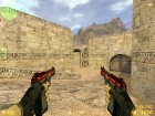 Red Elite for Counter-Strike 1.6 left view