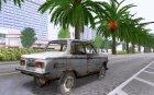 Запорожец из С.Т.А.Л.К.Е.Р. for GTA San Andreas top view
