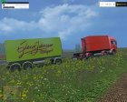 Scania R730 BRUKS V2.0 для Farming Simulator 2015 вид изнутри