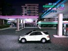 Mercedes-Benz ML 500 для GTA Vice City вид изнутри