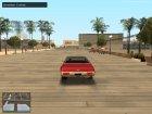 Стандартный clover адаптированный под Improved Vehicle Features для GTA San Andreas вид справа