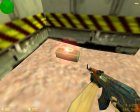 Ретекстур C4 for Counter-Strike 1.6 inside view