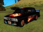 VAZ 2106 SA style Full Tuning для GTA San Andreas