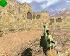 IMI Desert Eagle для Counter-Strike 1.6 вид сзади слева