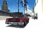 Winter ENB version (Low PC) для GTA San Andreas вид справа