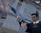 Uzi из GTA Vice City для Mafia: The City of Lost Heaven вид сверху