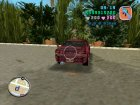 Nissan Skyline R33 GT-R v1.2 for GTA Vice City rear-left view