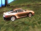 Porsche 911 for GTA San Andreas rear-left view