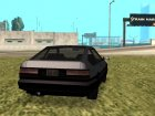 Carin Futo for GTA San Andreas rear-left view