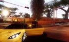 Фиксированное утро для GTA San Andreas вид слева