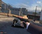 Автоматический пистолет Стечкина для Mafia: The City of Lost Heaven вид сверху