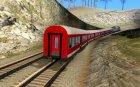 Вагон 21-31 CFR for GTA San Andreas left view