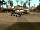 Мега Пак авто из Tokyo Drift для GTA San Andreas вид слева