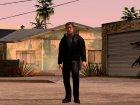 Arnold Schwarzenegger Terminator Genisys для GTA San Andreas вид справа