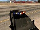 Машина полиции 2-го уровня розыска из NFS MW v2 for GTA San Andreas top view