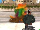 Rainbow Effects for GTA San Andreas top view