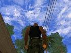 Мандарин for GTA San Andreas left view