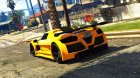 Gumpert Apollo S 1.1 for GTA 5 rear-left view