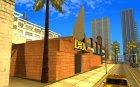 Новый трансфендер в Лос Сантосе. для GTA San Andreas вид сверху