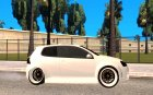 VW Golf 5 GTI Tuning for GTA San Andreas inside view