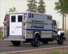 Enforcer Metropolitan Police for GTA San Andreas rear-left view