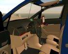 Trans TV Newsvan для GTA San Andreas вид изнутри