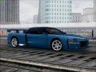 Infernus GTR Spec-R for GTA San Andreas left view