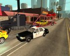 Новые бизнес машины для GTA San Andreas вид слева