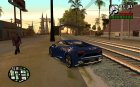 Lamborghini Gallardo LP560-4 Coupe для GTA San Andreas вид сверху