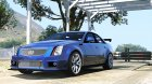 2009 Cadillac CTS-V for GTA 5 left view