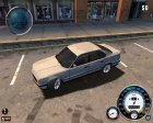 BMW 525 для Mafia: The City of Lost Heaven вид сверху