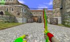 Jamaican knife 2012 for Counter-Strike 1.6 left view