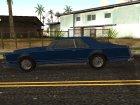 Virgo из GTA IV for GTA San Andreas top view
