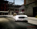 Crown Victoria Police Interceptor для GTA 4 вид сбоку
