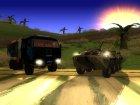 Пак машин российских спецслужб то ТеМы BerKyta для GTA San Andreas вид сзади слева