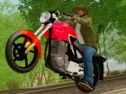 Honda Twister CBX 250 2014 для GTA San Andreas