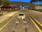 Benefactor Stirling GT для GTA San Andreas вид сбоку