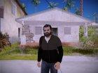 Michael V3 HD GTA V для GTA San Andreas вид слева