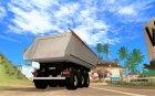 Прицеп Schmitz для GTA San Andreas вид изнутри
