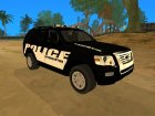Ford Explorer 2010 Police Interceptor for GTA San Andreas left view