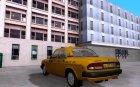 ГАЗ 3110 Такси для GTA San Andreas вид слева