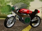 Honda RC166 V2.0 World GP 250 CC for GTA San Andreas left view