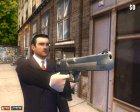 Desert Eagle HD для Mafia: The City of Lost Heaven вид сзади слева