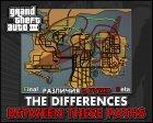 Бета пути полёта DeadDodo для GTA 3 вид сверху