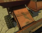 Niva AgroPack v1.4 for Farming Simulator 2013 back view